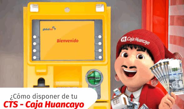 CTS Caja Huancayo trasladar y retirar