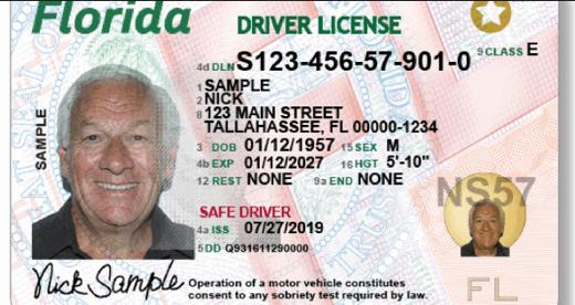 Tramitar y renovar licencia de conducir en Florida